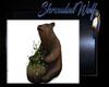 ~Teddy Bear Planter~