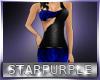 *Blue Leopard Dress