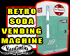 Dr Peeper soda machine