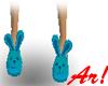 Ar!Bunny Slippers