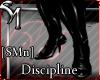 [SMn]DisciplineBlack