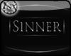 ~x~Sinner Bracelet