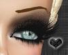 *Color Black Glitter