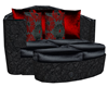 Blk n Red PassionCuddle