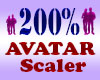 Resizer 200% Avatar
