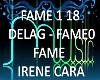BF FAME IRENE CARA