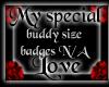 Rose Special love border