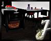 Kitchen Island w/ chairs