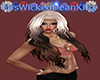 Yonna Blonde Brown ombri