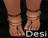[D] Black foot pearls
