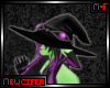 M! Hex Witch Hat