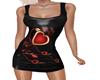 valentine mini black