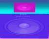 Neon Speaker Radio