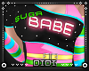 !D! 80s Sugababe Add RL