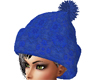 Blue Winter Beanie