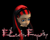 [EE] Cybergoth blk/red