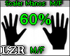 Scaler Manos 60% M / F