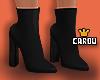 c. black boots