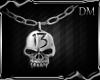 [DM] Skull Necklace