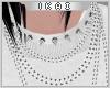 . [C] White Necklace