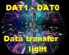 Data transfer light fx