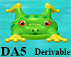 (A) Pool Frog