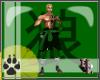 [HL] Green Hakama