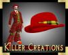 (Y71) Clown Bowler