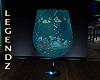 Wine Glass Aquarium