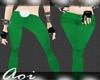 Aoi*GreenSkinnies