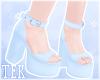 [T] Heels Blue