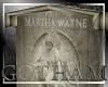DC - Martha Wayne grave