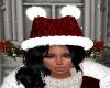 Burgundy Red Winter Hat