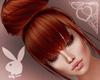 Ginger Red w/ bang ▒