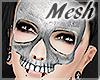*S Skull Mask Male