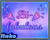 Bi-fabulous