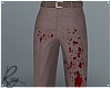 Bloodied Pants