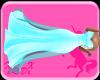 Aqua Bridesmaid Dress v3