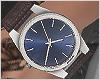 Luxury Blue Watch