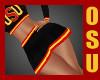 OSU Cheer Skirt RL 1