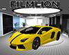 F' Yellow Sports Lambo