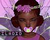iD: Batty Pacifier Pink