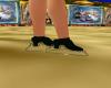 (B) Black Ice Skates