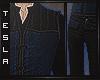 ⚜ Predate vest x pants