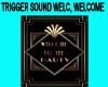 WELCOME RUG ART DECO