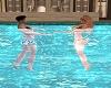 Couple's Swim Chat