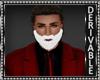 Fluffy Santa Beard