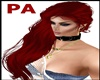 Hair Dona Red