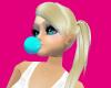 Blue Bubblegum
