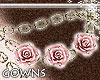 gowns - rose necklace